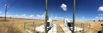 Image of Grid Utility Support System in regional Queensland
