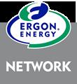 Ergon Energy Network Logo