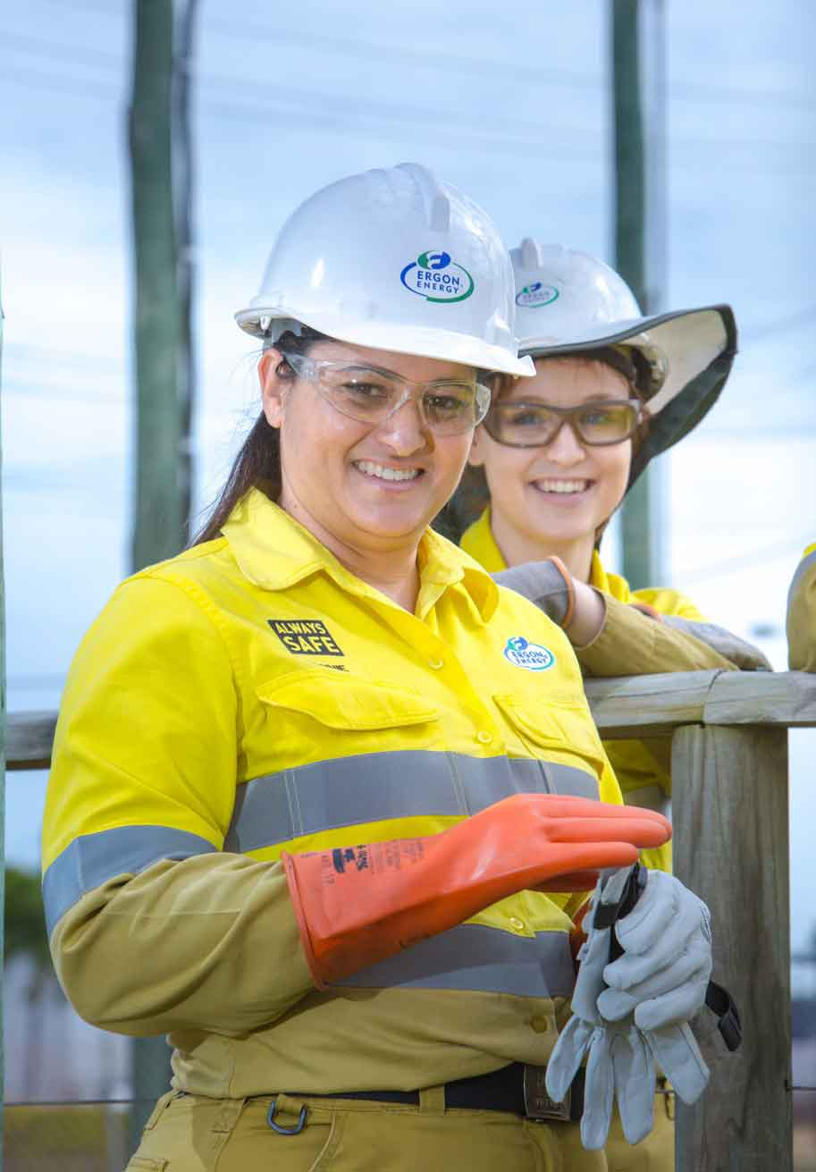 Diversity in action at Ergon Energy