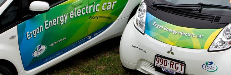 Ergon Electric vehicles