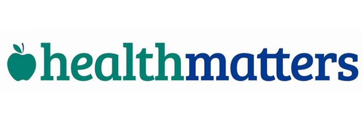 Image of Health Matters logo