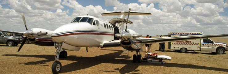 Flying doctor